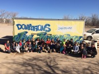 "TMMS General Music ""Spreading Joy"" Project to Joy Junction"