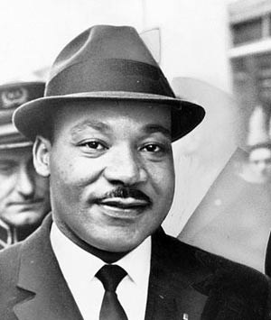 Dr. Martin Luther King Day- No School