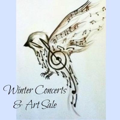 Montano Campus Winter Concerts & Self Portrait Showcase