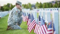 Memorial Day- No School/No Childcare