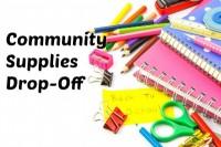 Community Supply Drive-Thru Drop-Off