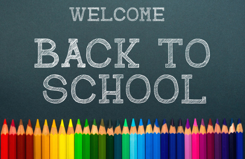 First Day of School for Students for the 2019-2020 school year!