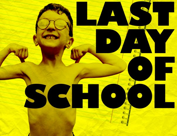 Last day of classes for 2019-2020!  Early Release Day
