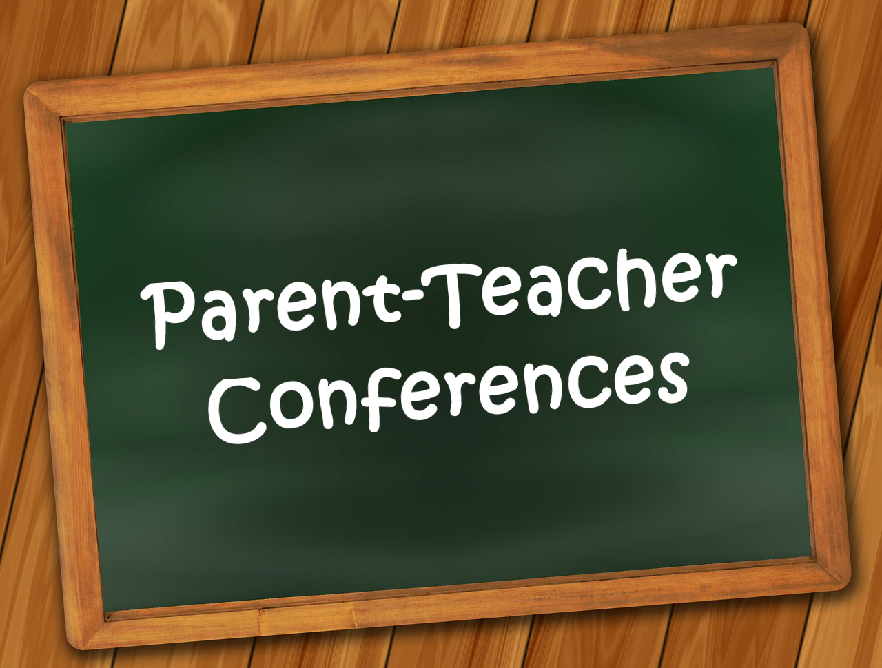 Parent/Teacher Conferences- No School/No Childcare