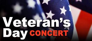 Vet's Day Concert