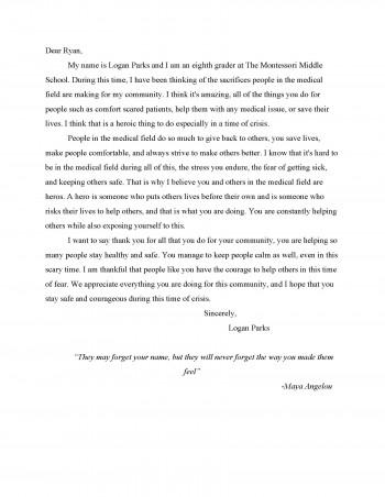 Hero letter 2